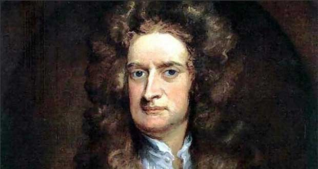 isaac newton and his contribution to science