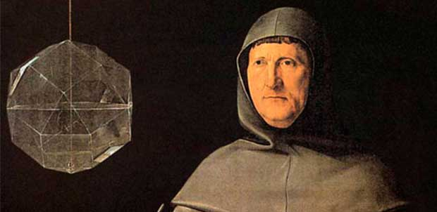 luca pacioli Luca pacioli, was a franciscan friar born in borgo san sepolcro in what is now northern italy in 1446 or 1447 it is believed that he died in the same town on 19 june 1517.