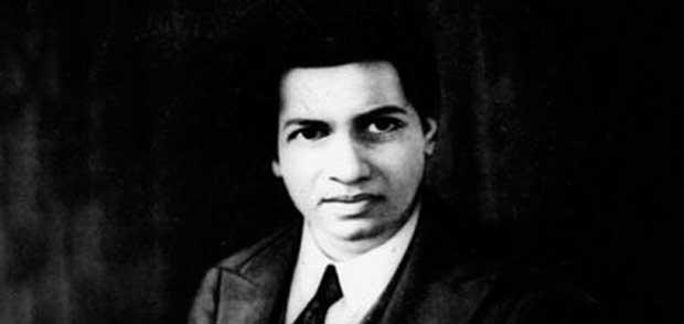 Srinivasa Ramanujan Photo